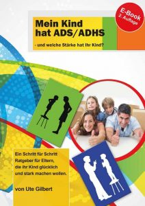 Cover Mein Kind hat AD(H)S